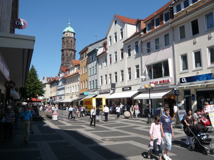 GWP Region Erfurt